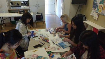 Vision Boards Workshop