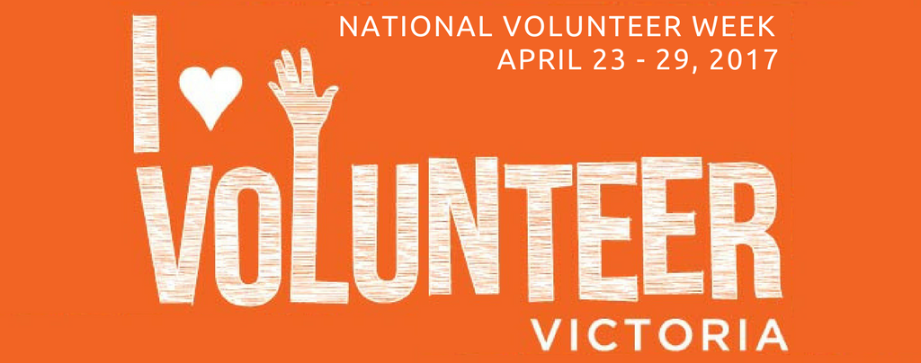 National Volunteer Week 2017 Volunteer Victoria